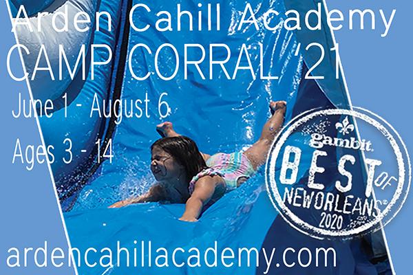 Arden Cahill Academy Camp Corral (2021)