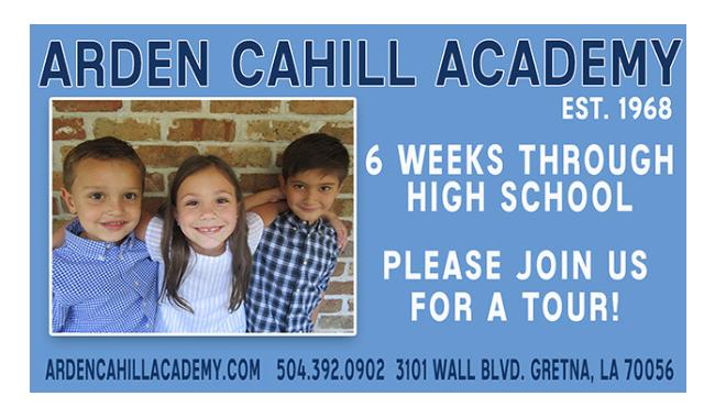 Arden Cahill Academy