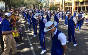 St. Paul's Marching band