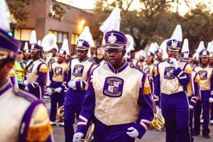 warren easton marching band