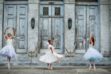 twirl cover shoot ballerinas