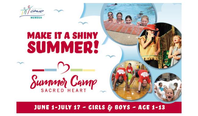Academy of the Sacred Heart Summer Camp