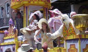French Quarter Easter Parade