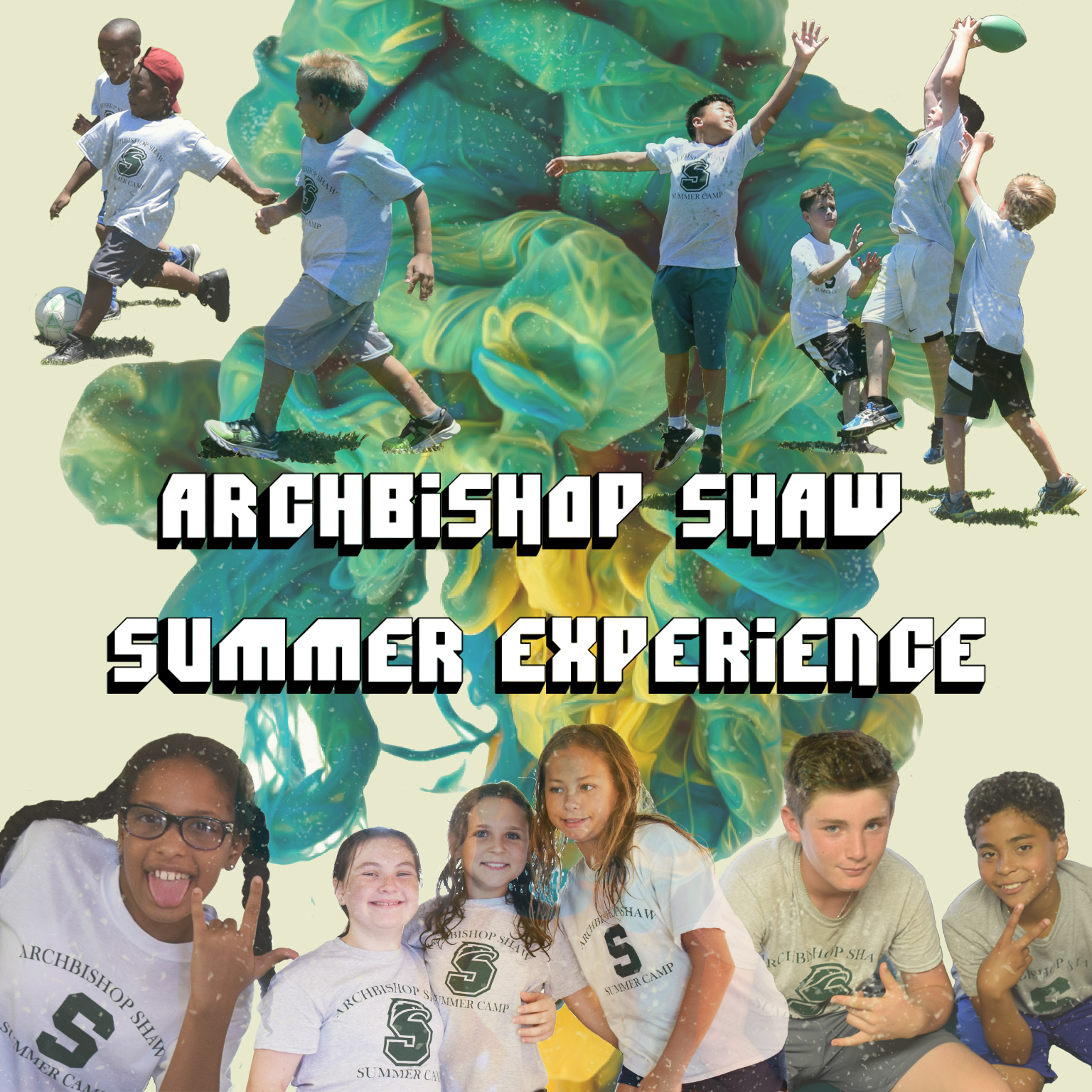 Archbishop Shaw Summer Experience