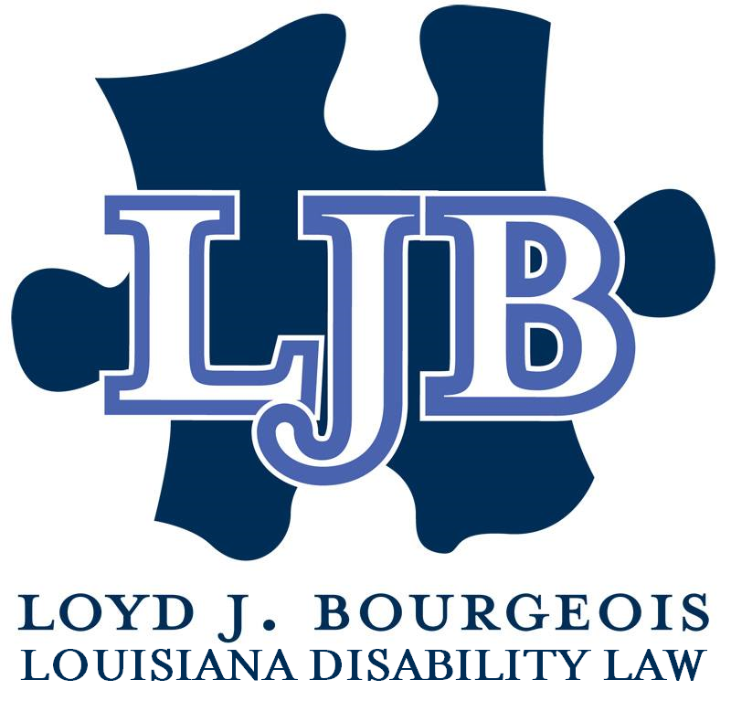 Loyd J Bourgeois, Louisiana Disability Law