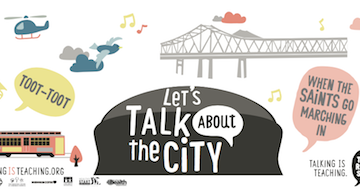 New Orleans themed questions about what is occurring in the city