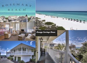 Rosemary Beach, Florida Vacation Home