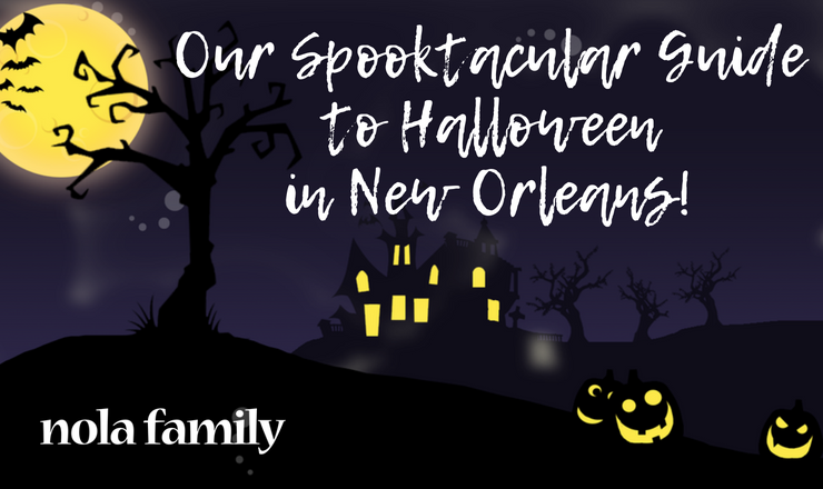 Our guide to all of the Halloween fun around New Orleans