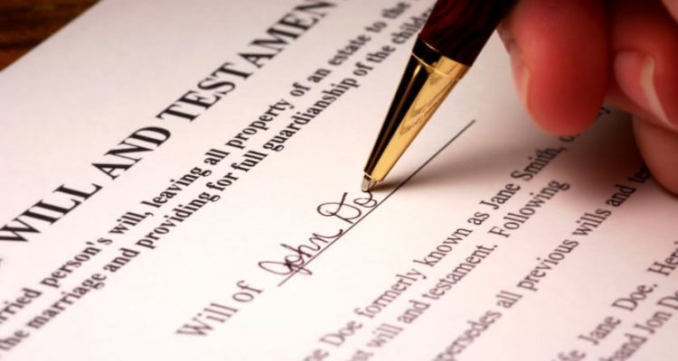 legal documents for parents