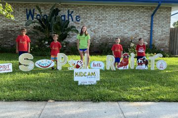 Summer camp fun at Kidcam New Orleans camps
